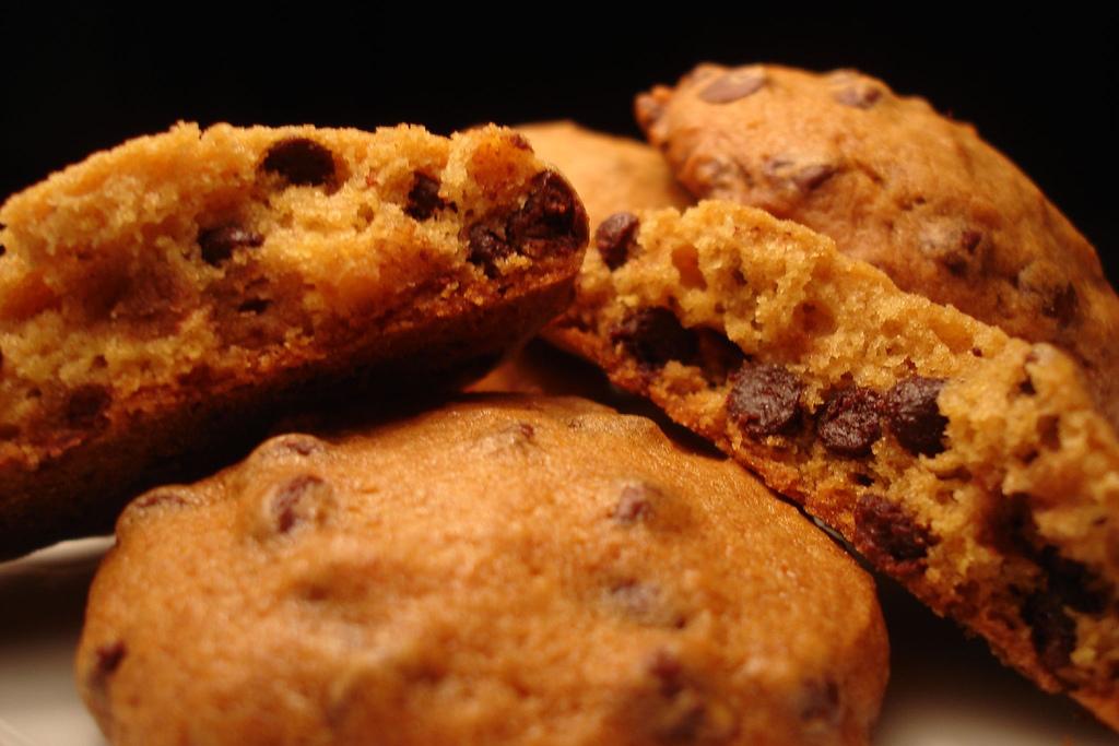 "What's Cookin' America?"": Pumpkin Chocolate Chip Cookies"