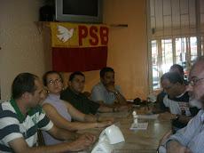 DIRETÓRIO MUNICIPAL DO PSB DE BENTO GONÇALVES ELEITO EM 28/11/2009