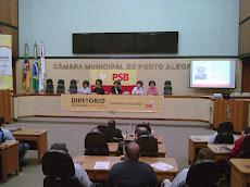 Reunião do Diretório Estadual do PSB em 11/12/2009