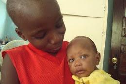 Miracle baby Aron