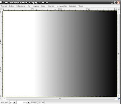 Efecto Fractal, Wallpapres con el GIMP Flama6