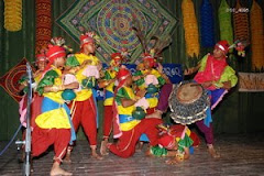 Ghumura Dance , by inmates of an Orphanage in Bhawanipatna,Kalahandi