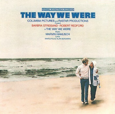 Tal como éramos, con Robert Redford y Barbra Streisand
