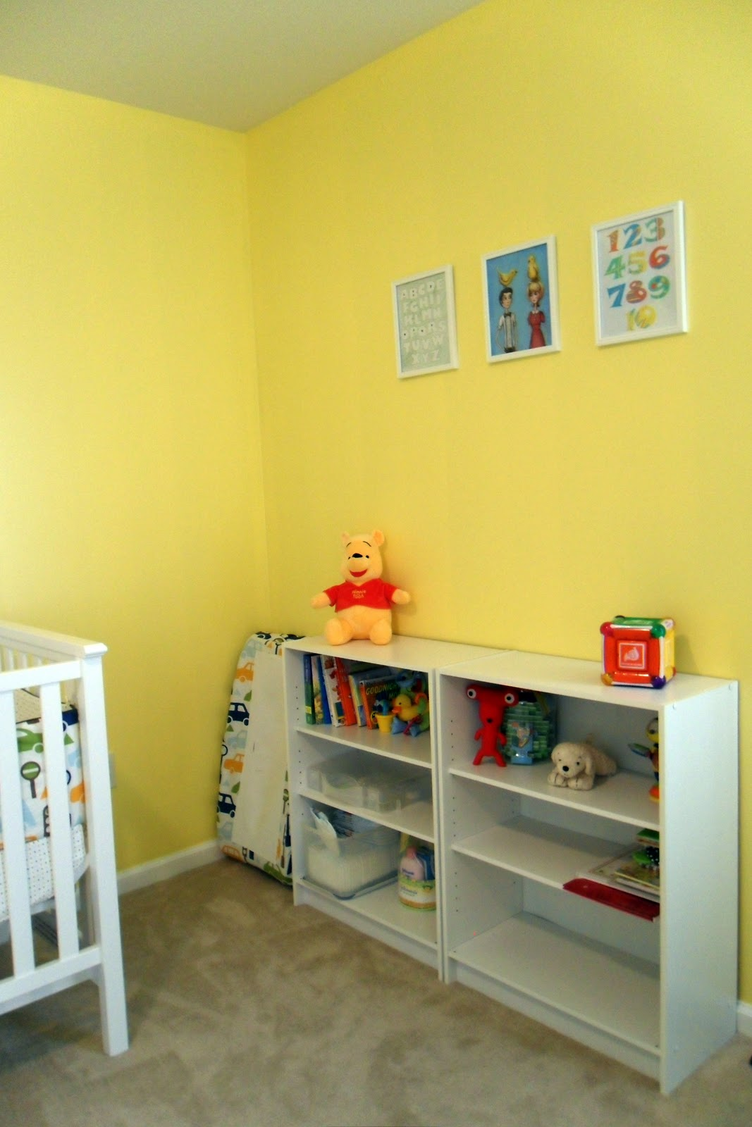 The Story Of Us: D\'s Nursery