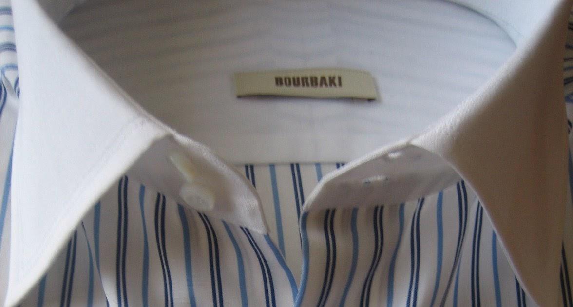 Неаполетанская сорочка от хитрованских портных Бурбаки