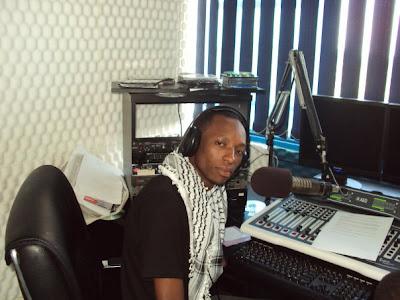 Arnold Kayanda :Leo katika Jahazi nitatumia Music ya Wadada tu!