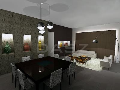 Dasz interiores con caracter propio - Piedra decorativa para interiores ...