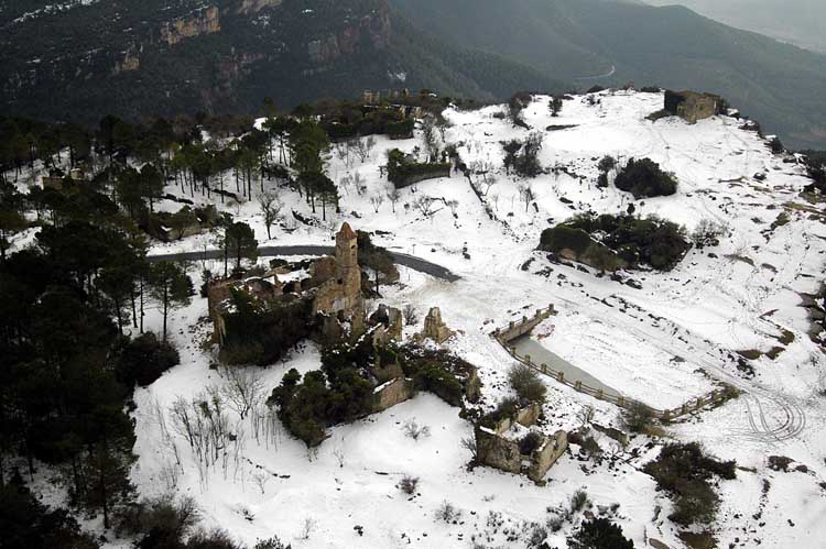 La Mussara.