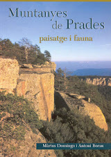 Fauna de les Muntanyes de Prades.