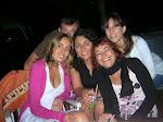 Noite de caipirinhas en Portonovo
