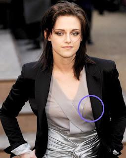 Female Nipples Pierced