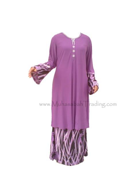 Fesyen+Baju+Kurung+Moden+Rizalman Fesyen Artis Baju Kurung Baju Kurung ...