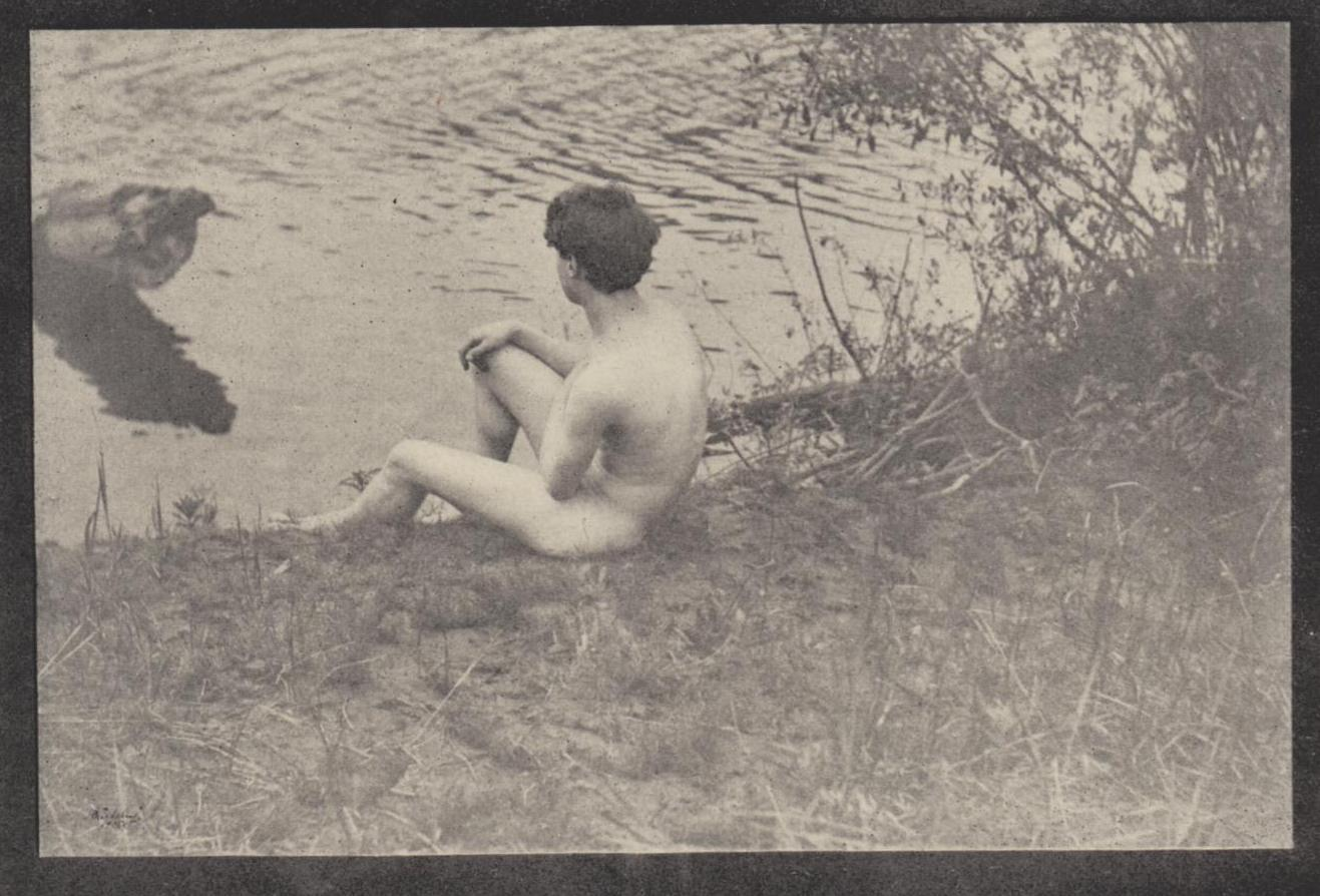 Male Nudes: 1906-7
