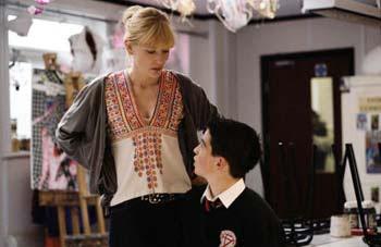Cate Blanchett e Andrew Simpson