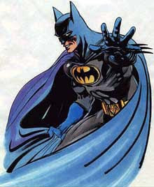 Batman, por Neal Adams