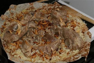Middle east food mansaf is another arabic dish that is a favorite for middle east households i rate this meal as my second favorite arabic dish typicallylike most arabic forumfinder Choice Image