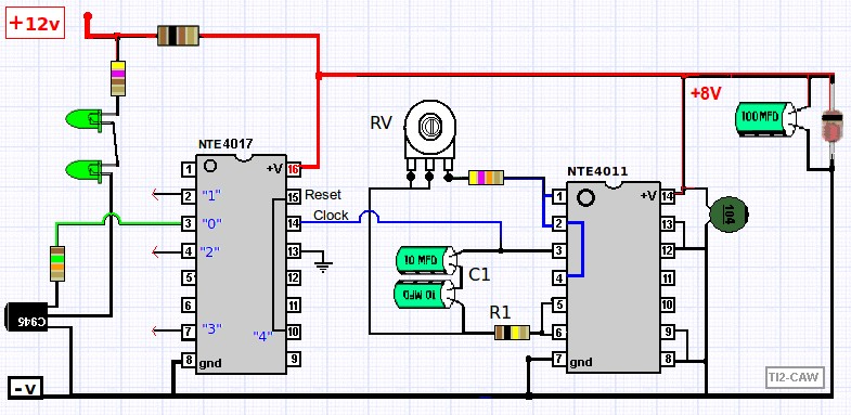 Arduino condicional switch - case - miscursosenlineaco