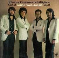 Ritmos y Canciones des Altiplano vol. 2