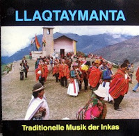 Traditionelle Musik Der Inkas