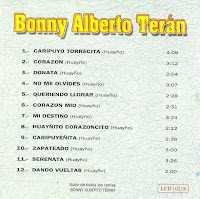 BONNY ALBERTO TERAN