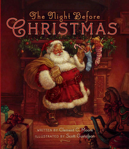 ... Poetry Blog: Poetry Prompt #35 – Parody: The Night Before Christmas