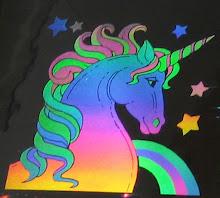 Lazer Blazers Unicorn