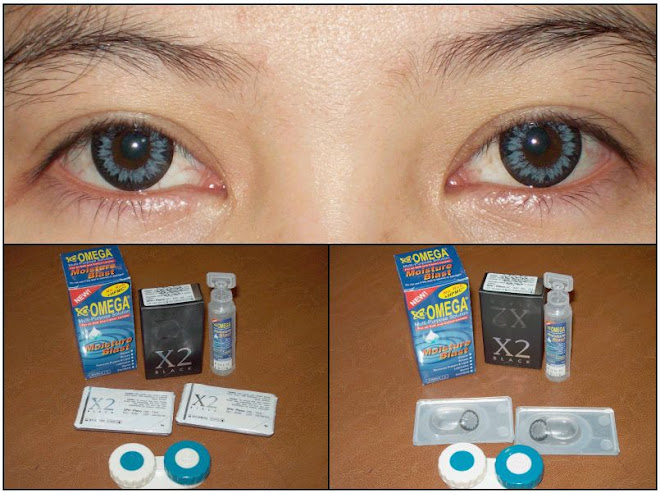 softlens X2 BLACK (2 Tones)