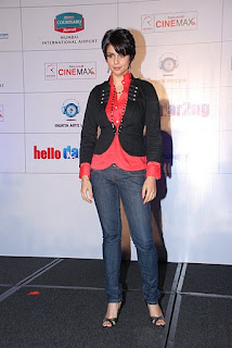 Gul Panag for the Hello Darling music launch