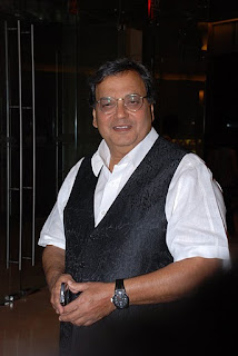 Subhash Ghai (Director) for the Hello Darling music launch