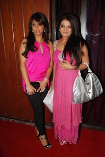 Krishika Lulla & Sheeba