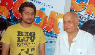 Crook Director Mohit Suri and Producer Mahesh Bhatt
