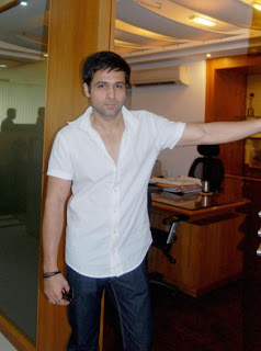 Emraan Hashmi for Press Conference Of Vishesh Films' Crook In Mumbai