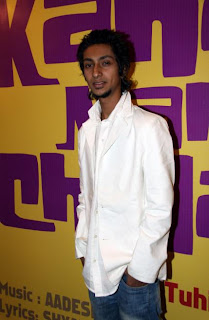 Tuhin S at Sun & Sand Hotel Juhu Mumbai for his album launch