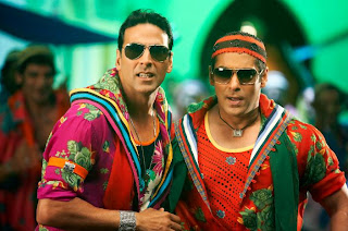 Akshay Kumar n Salman Khan in tees-maar-khan