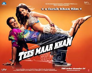 Tees Maar Khan wallpaper poster