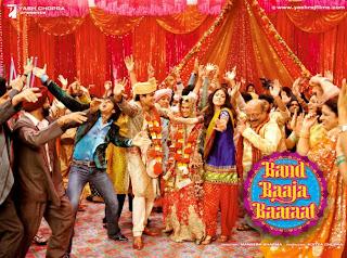Band Baaja Baaraat staring Ranveer Singh Anushka