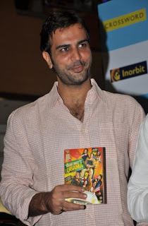 Manu Rishi Chadda at launch of dvd of Phas Gaye Re Obama