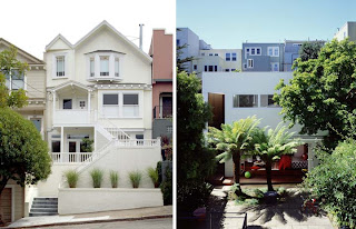 Cary Bernstein project on Conrad-Shah Residence, San Francisco, CA
