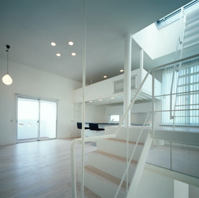 Tower House by Japanese Architecture Firm