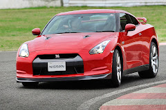 Nissan GT-R V6 480cv 310km/h