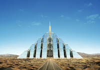 Pyramide Dubai