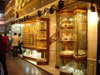 Marché de l'or Dubaï