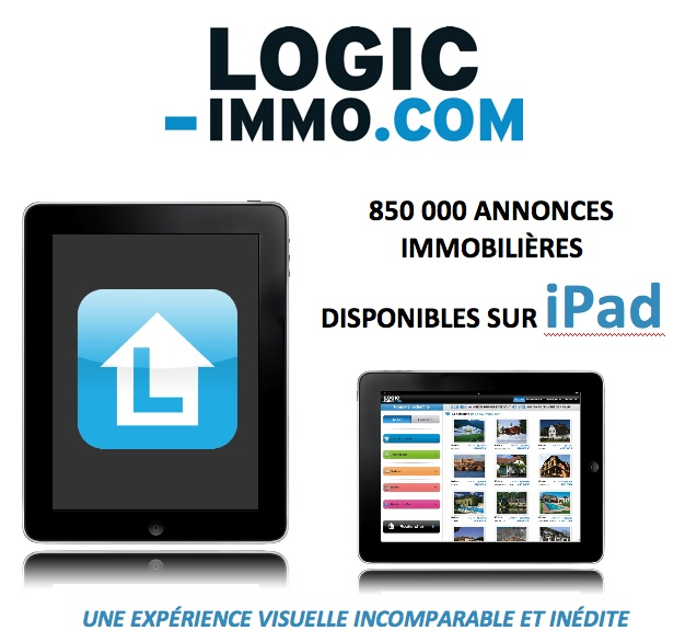 Actualit immobili re logic l 39 application for Logic immo 84
