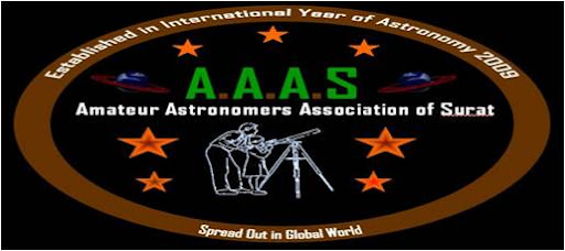 Amateur Astronomers Association of Surat- AAAS