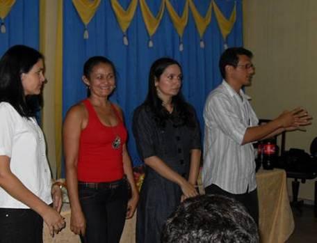 Secretário de Educação Sergiomar de Açailândia