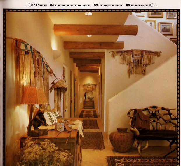 Western Style Interior Design