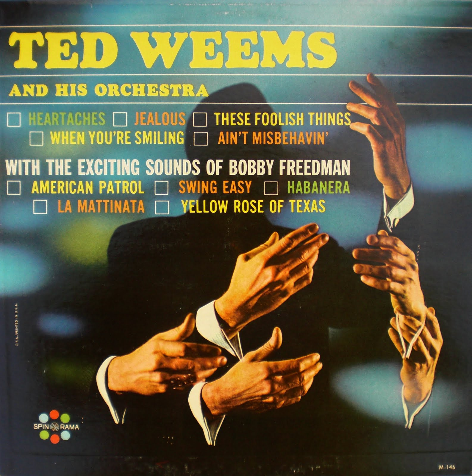 Ted Weems And His Orchestra - Nola
