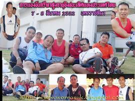 การแข่งขันกีฬาสูงอายุชิงชนะเลิศแห่งประเทศไทย