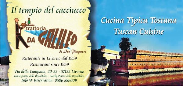 Ristorante in Livorno dal 1959
