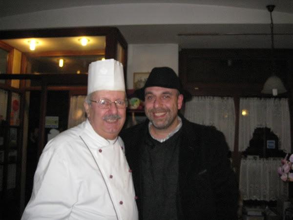 """Il """"Mago del Cacciucco"""" con Paolo Virzì"""